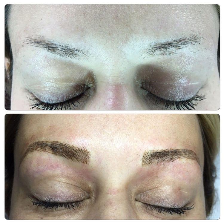 Eyebrow Microblading in Newport Beach, Orange County CA - Dr