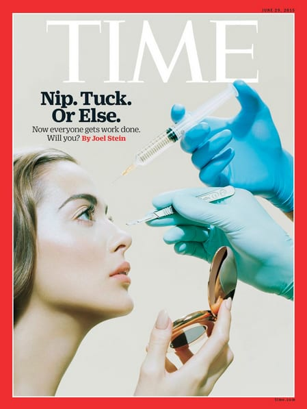 plastic surgeon time magazine