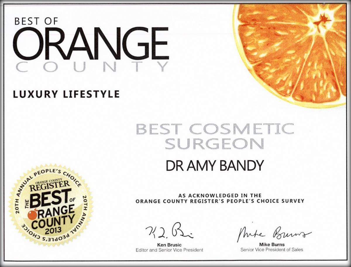 voted best plastic surgeon orange county newport beach