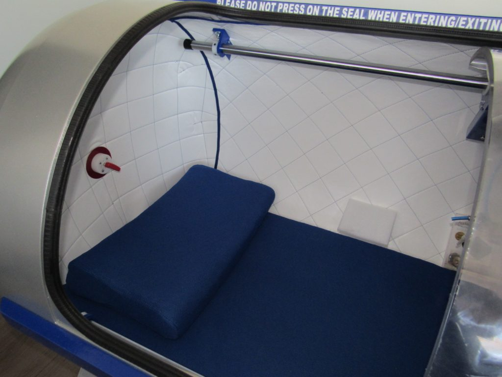 Hyperbaric Oxygen Therapy Open